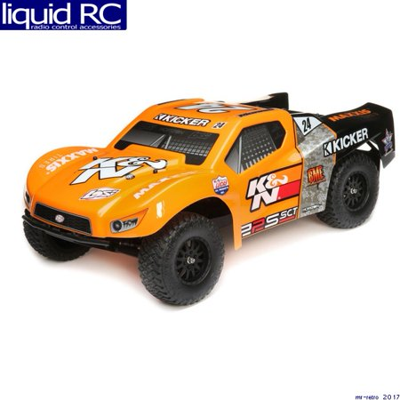 Losi 03013T2 22S K & N SCT brushless RTR AVC: 1/10 2WD