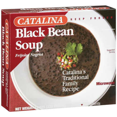 Catalina Black Bean Soup, 12 oz