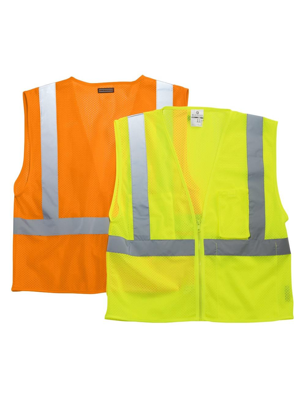 ML Kishigo Workwear Ultra-Cool™ Mesh Vest with Pockets