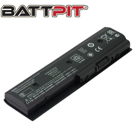 BattPit HP Envy dv6-7295sx Envy dv6-7300 Envy dv6-7290sx Envy dv6-7291sf Envy dv6-7295ex Part# MO06, 671731-001, MO09, HSTNN-LB3P Laptop Battery - image 1 of 1