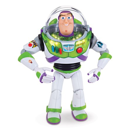 Toy Story Power Up Buzz Lightyear Talking Action - Woody Lightyear