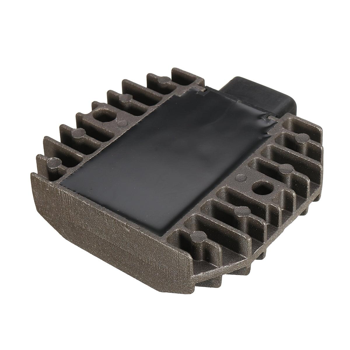Voltage Regulator Rectifier Fits For Yamaha Grizzly 600 YFM600 Kodiak 450 YFM450 Rhino 450 YXR450 Rhino 660 YXR660 RAPTOR 700 YFM700 YZF R6 Repl.# 5BN-81960-00-00