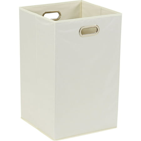 Household Essentials GEN Collapsible Laundry Hamper, Natural ()
