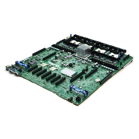 Dual Xeon Socket 604 Server - YWF05 0YWF05 CN-0YWF05 Genuine Dell Poweredge R900 Series Intel Quad Xeon Server Motherboard USA Intel Socket 604 Motherboards