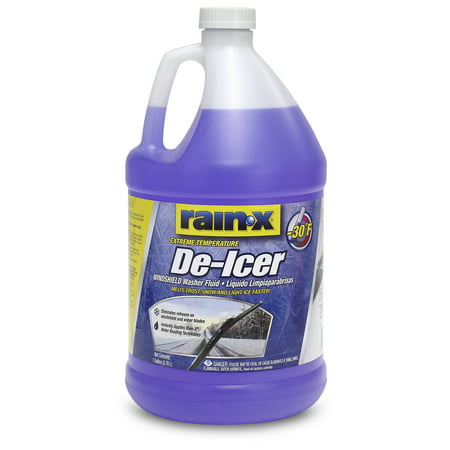 Rain-X® -30 Degree De-Icer Windshield Washer Fluid