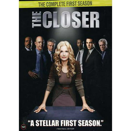 The Closer  The Complete First Season