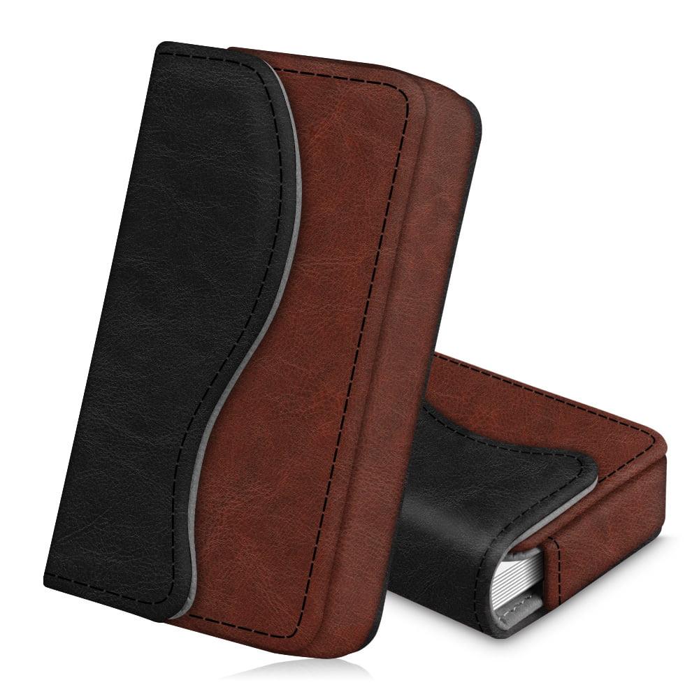 business card holder  credit card wallet fintie premium
