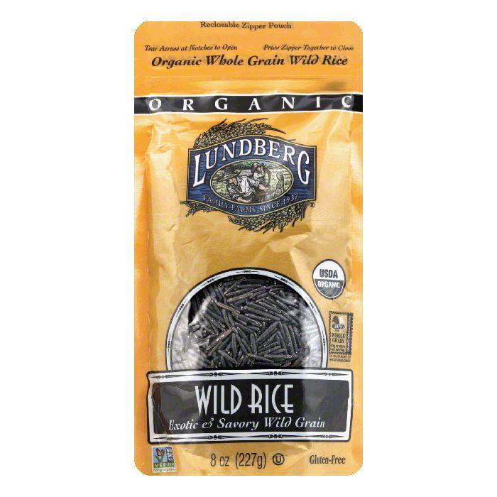 Lundberg® Organic Wild Rice 8 oz. Pouch