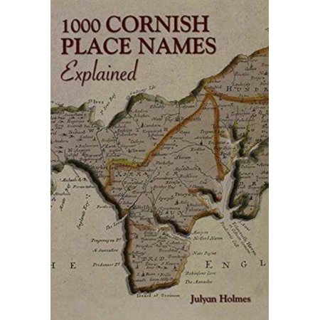 (1000 Cornish Place Names Explained (Paperback))