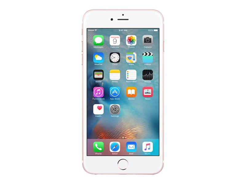 Apple iPhone 6s 128GB Unlocked GSM 4G LTE Dual-Core Phone w  12MP Camera Silver Refurbished by Apple