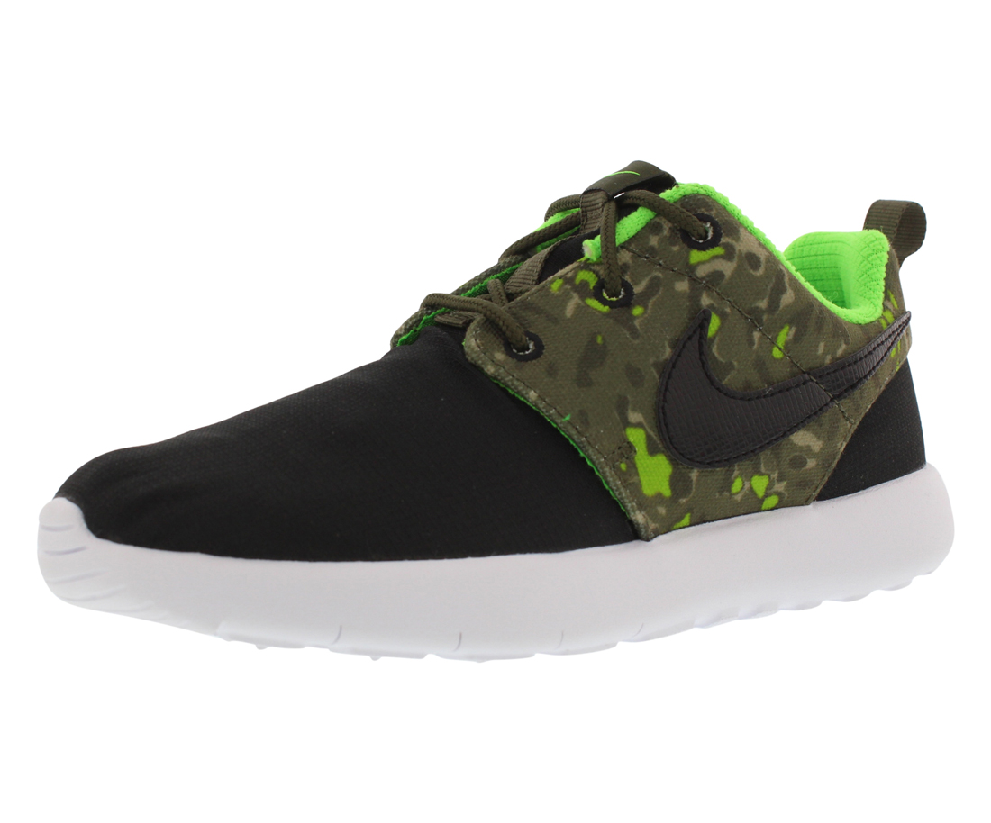 best service 8cfdd 4cd5b Nike Roshe One Print Casual Preschool Kid's Shoes Size