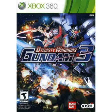 Dynasty warriors gundam 3 xbox 360 - Xbox anime gamer pictures ...