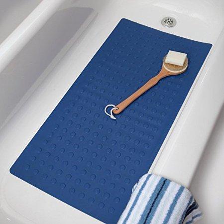 Large Rubber Bath Amp Shower Safety Mat Non Slip Bathtub Mat