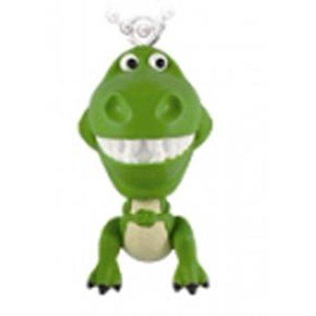 TOMY Disney's toys Story Pura Pura (Bobble head) Mascot / keychain - Rex - Mascot Head