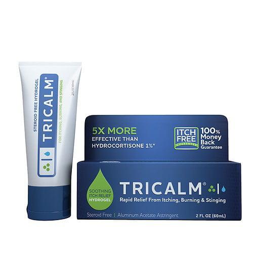TriCalm Steroid-Free Hydrogel, 2 Oz