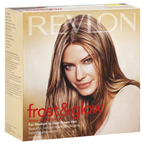 Revlon Frost Glow Highlighting Kit 1 Ea Walmart