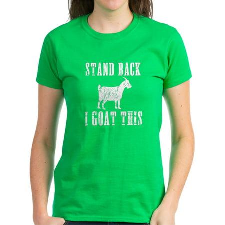 814f56caec78 CafePress - CafePress - I Goat This T-Shirt - Women's Dark T-Shirt -  Walmart.com
