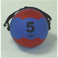 FitBALL FBMM5 FitBALL MiniMed - Red - 5 lb.  5 in.