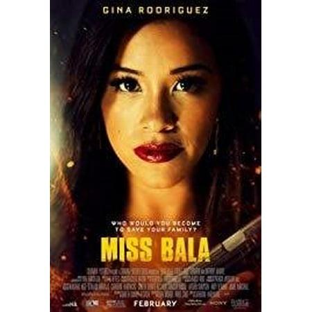 Miss Bala (Blu-ray + Digital) - Miss Krueger