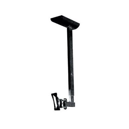 Mg Electronics Cb-4 Lcd Ceiling Mount Support Arm Solid Welded Design Black