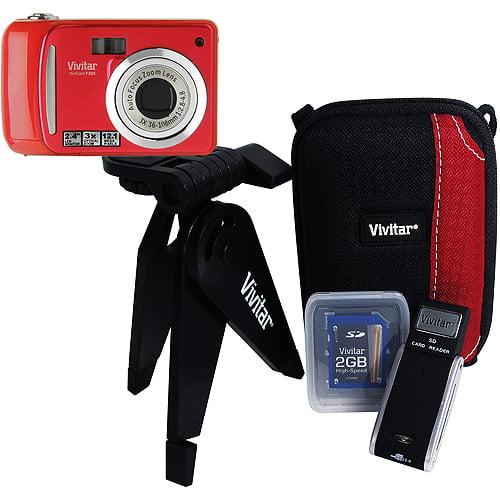 Sakar 12mp Digital Camera And Bonus Kit