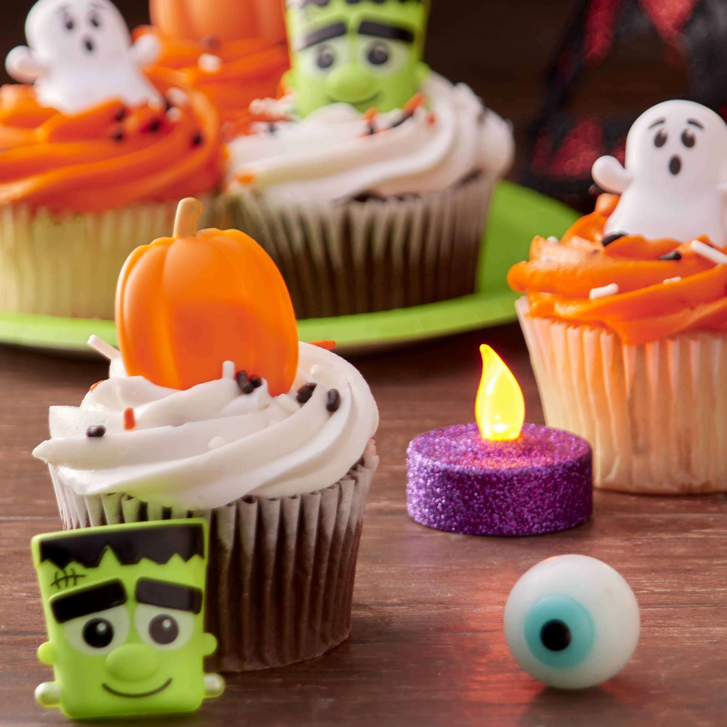 Kimberleys Halloween Cupcakes 12 Count Walmart Com Walmart Com