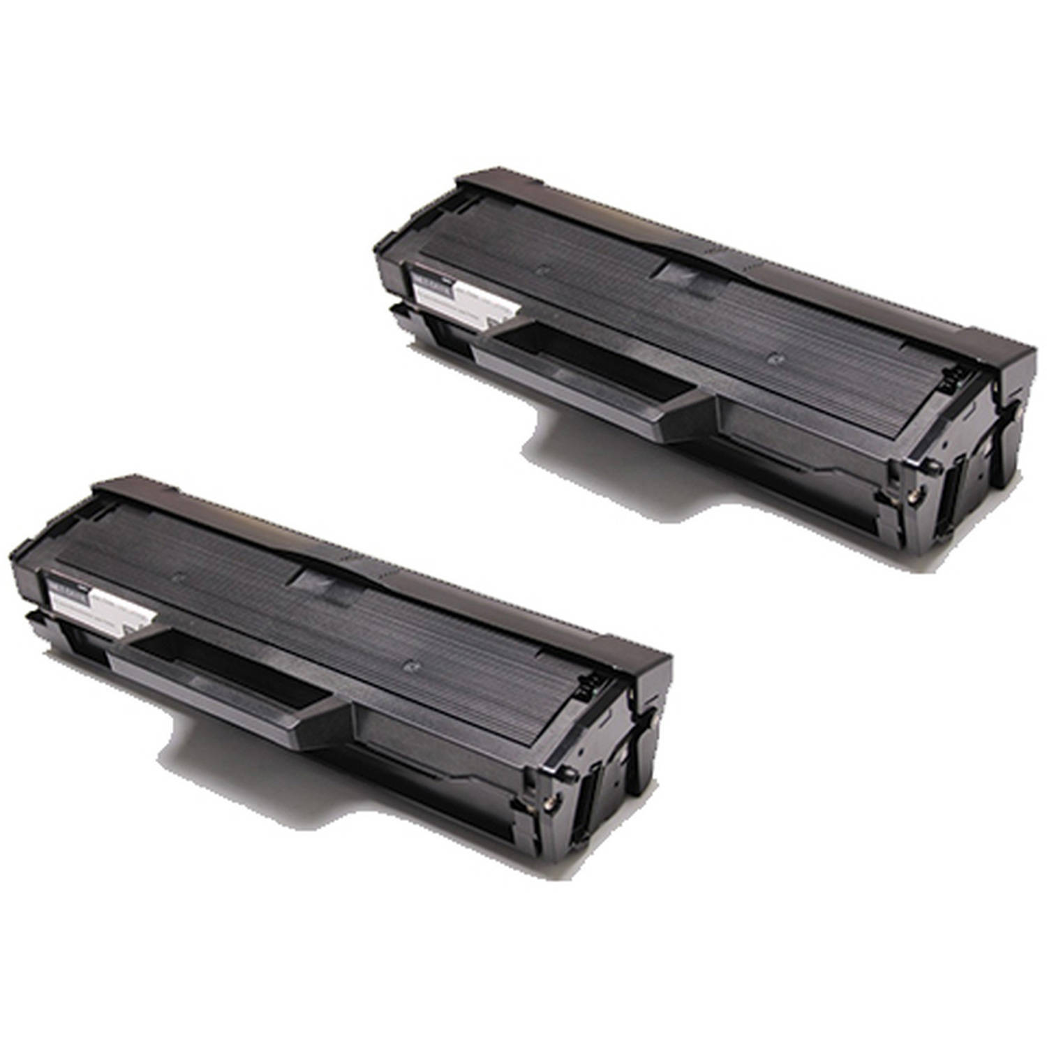 Compatible Samsung MLT-D111S Toner Cartridge, 2-Pack