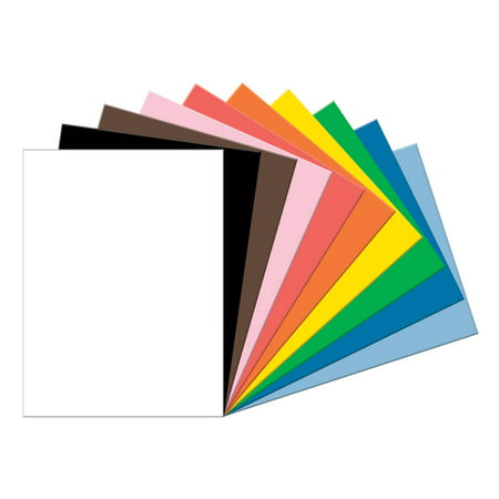 Tru-Ray® Construction Paper, Standard Assorted, 18