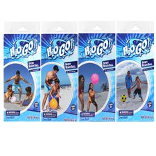 New 505667  H2ogo 16 / 41Cm Sport Beach Ball (36-Pack) Action Cheap Wholesale Discount Bulk Toys Action Small Candle Holder (Cheap Sports)