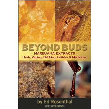 Beyond Buds : Marijuana Extractsahash, Vaping, Dabbing, Edibles and Medicines - Halloween Marijuana Edibles