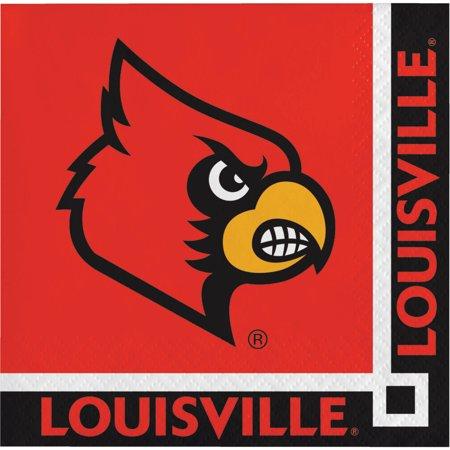 Louisville Beverage (University of Louisville Beverage Napkins, 20pk)