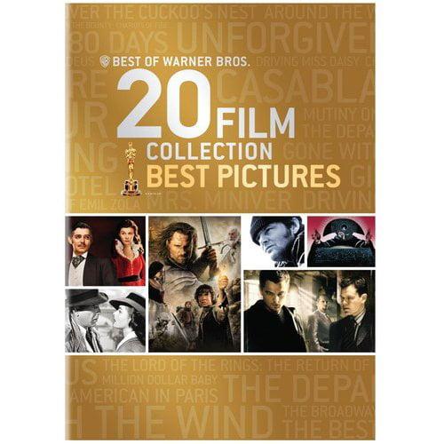 Best Of Warner Bros. 20 Film Collection Best Pictures