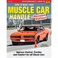 How to Make Your Muscle Car Handle: Revised Edition (Paperback)