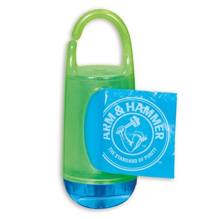 Munchkin Arm And Hammer Diaper Bag Dispenser Colors May Vary 1 Ea