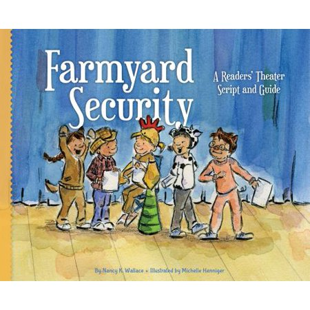 Farmyard Security : A Readers' Theater Script and - Halloween Readers Theater Scripts