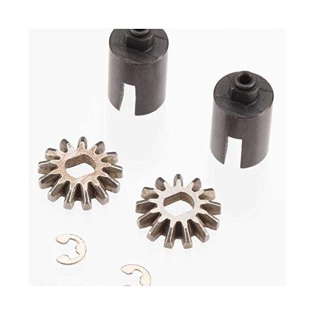 DuraTrax Differential Output JointsBevel Gear for 13T Nissan GT-RCamaro - image 1 of 1