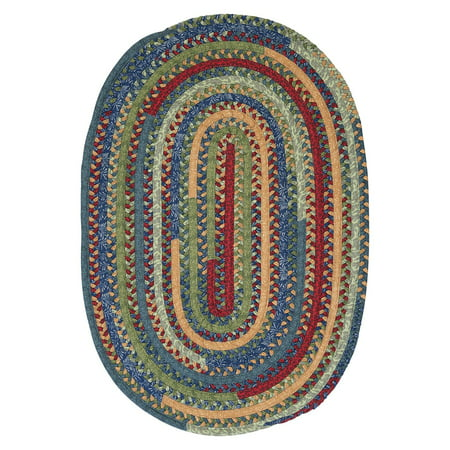 Colonial Mills Market Mix Oval Indoor Area Rug