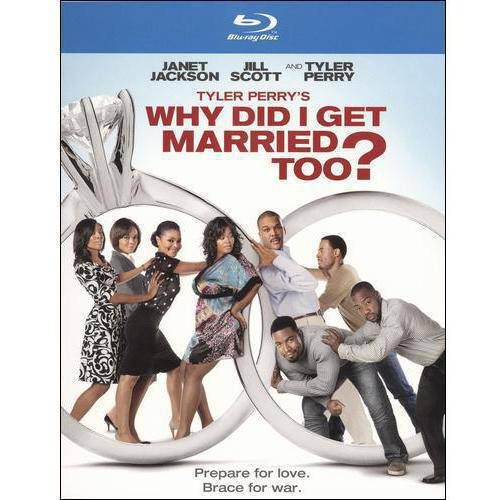 Tyler Perry's Why Did I Get Married Too? (Blu-ray) (Widescreen)