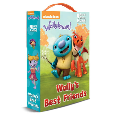 Wallys Best Friends (Board Book)