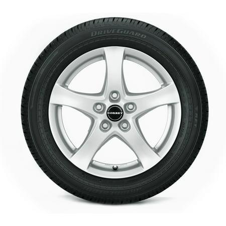 Infiniti G37 Tires - DRIVEGUARD RFT 225/50R17 94W Bstone Driveguard RFT