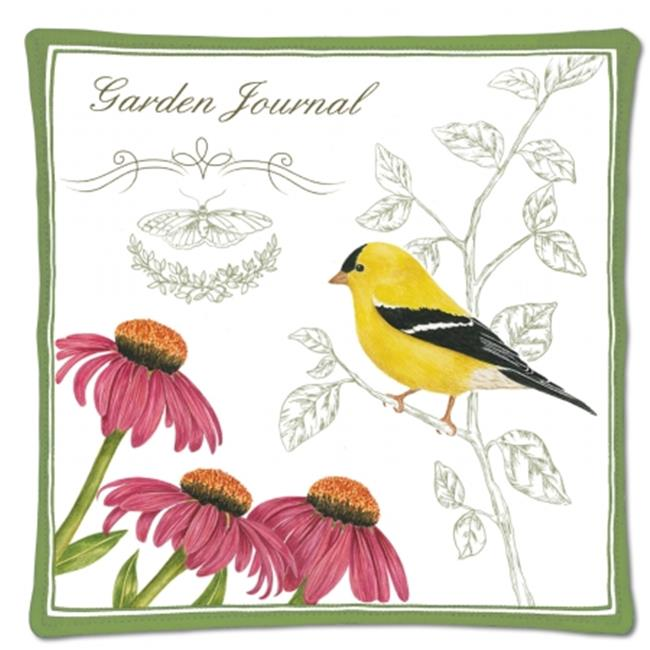 Alices Cottage AC12449 Goldfinch Hotpad