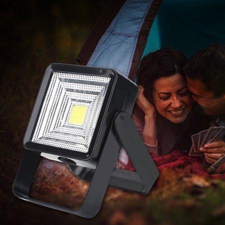 WALFRONT Lumière extérieure rechargeable de secours de tente de lanterne campante actionnée solaire de LED, lanterne campante de secours - image 10 de 10