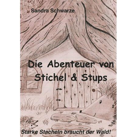 Die Abenteuer von Stichel und Stups - eBook - Sandra Und Die Halloween