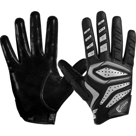 Cutters Training Football (Cutters Adult Gamer 2.0 Football Gloves)