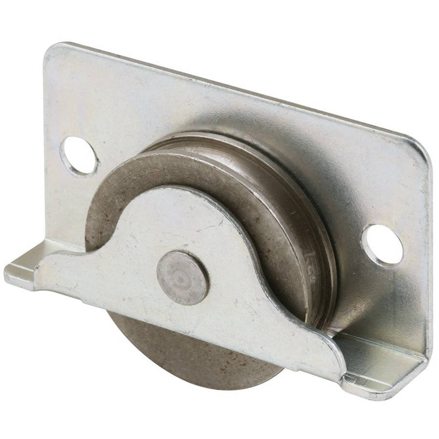 Prime-Line Products N 6689 Closet Door Roller with 1-3/8-Inch Steel Ball Bearing Wheel,(Pack of 2)