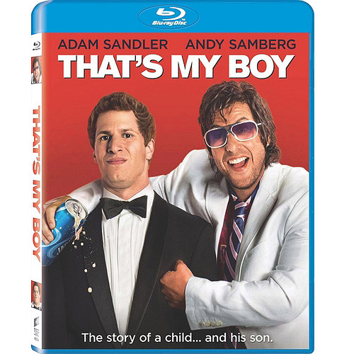 That's My Boy (Blu-ray) (Widescreen)