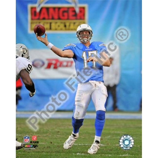 Photofile PFSAANA23301 Philip Rivers 2010 Action Sports Photo - 8 x 10