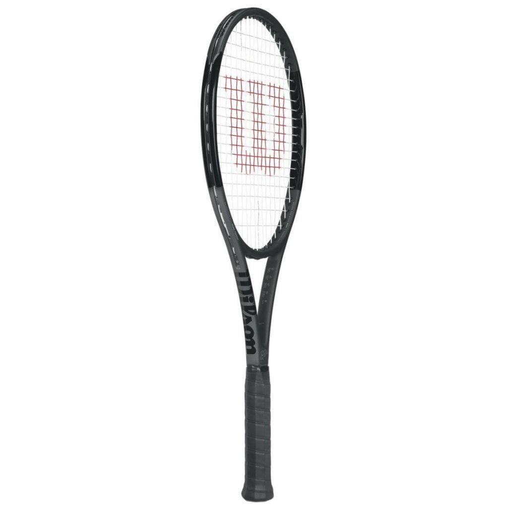 Wilson Pro Staff RF97 Black Tennis Racquet - Roger Federe...