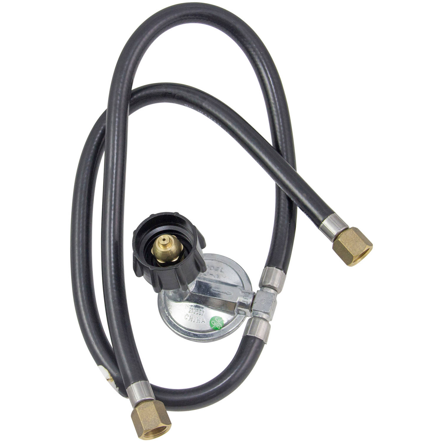 Char Broil Universal Dual Hose and Regulator