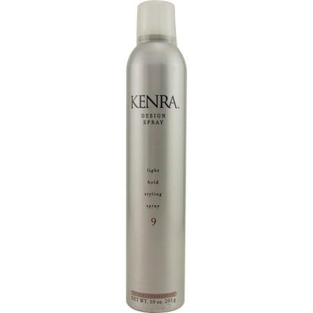 Kenra 3943276 By Kenra Design Spray 9 Light Hold Styling Spray 10 (Light Hold Styling Spray)